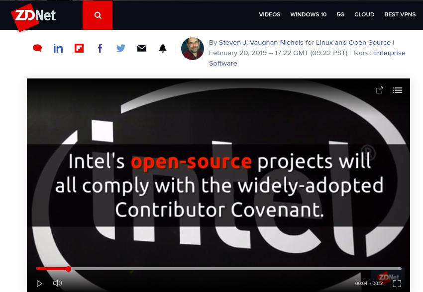 Intel and SJVN
