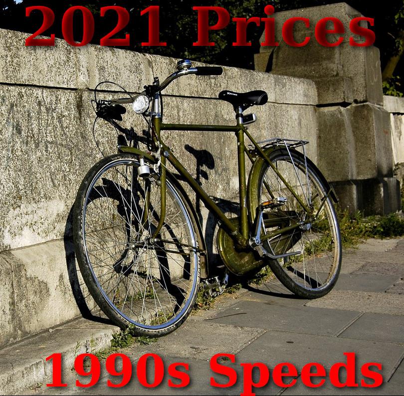 1990s speeds