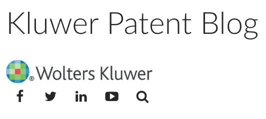 Kluwer Patent Blog