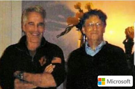 Microsoft, Bill Gates, and Jeff Epstein