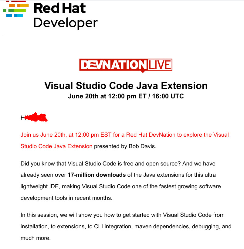Red Hat promotes Microsoft #4