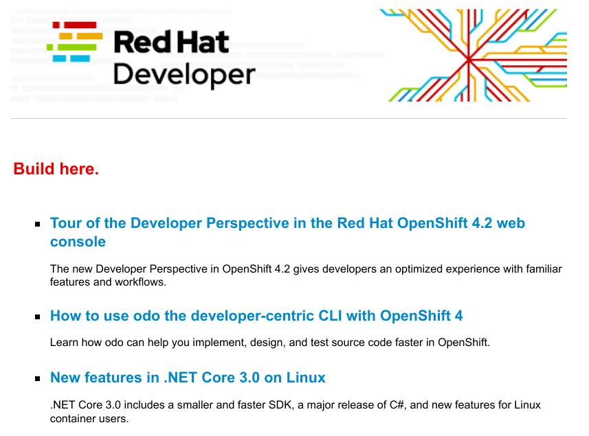 Red Hat promotes Microsoft #7