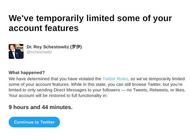 Bill Gates Twitter censorship ban