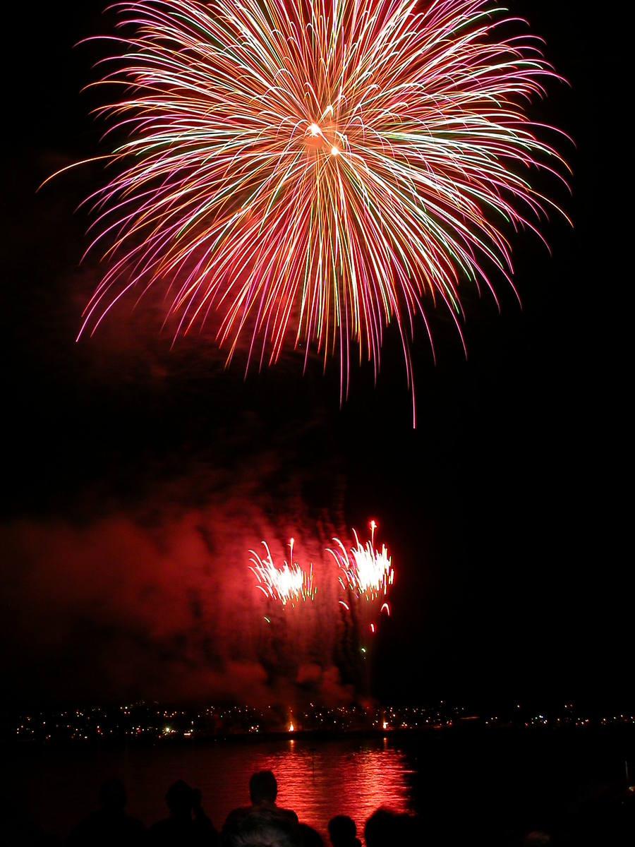Fireworks 2003