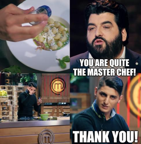You are quite the master chef!... thank you!