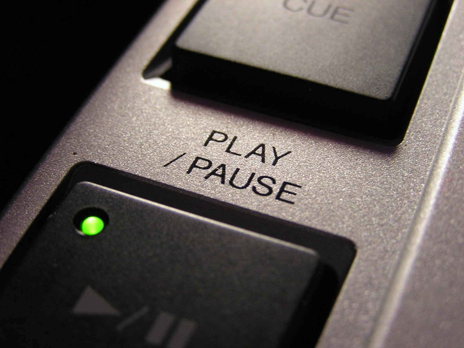 Play and pause
