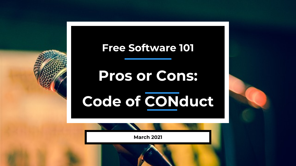code CONduct
