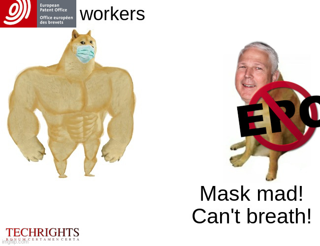 EPO and masks