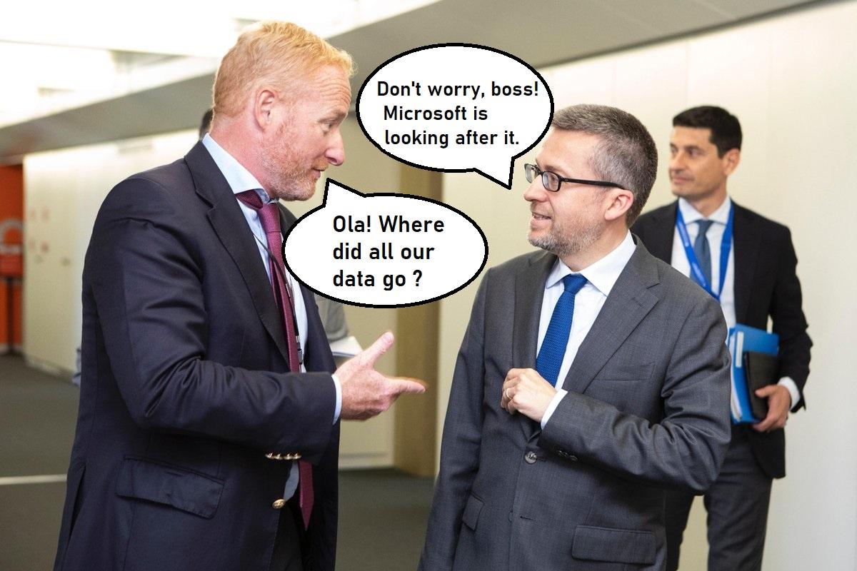 EPO data scandal