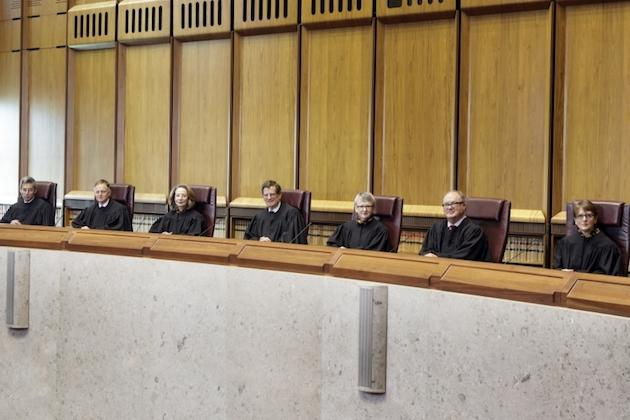 High court justices: High Court of Australia, justices, Cardinal George Pell