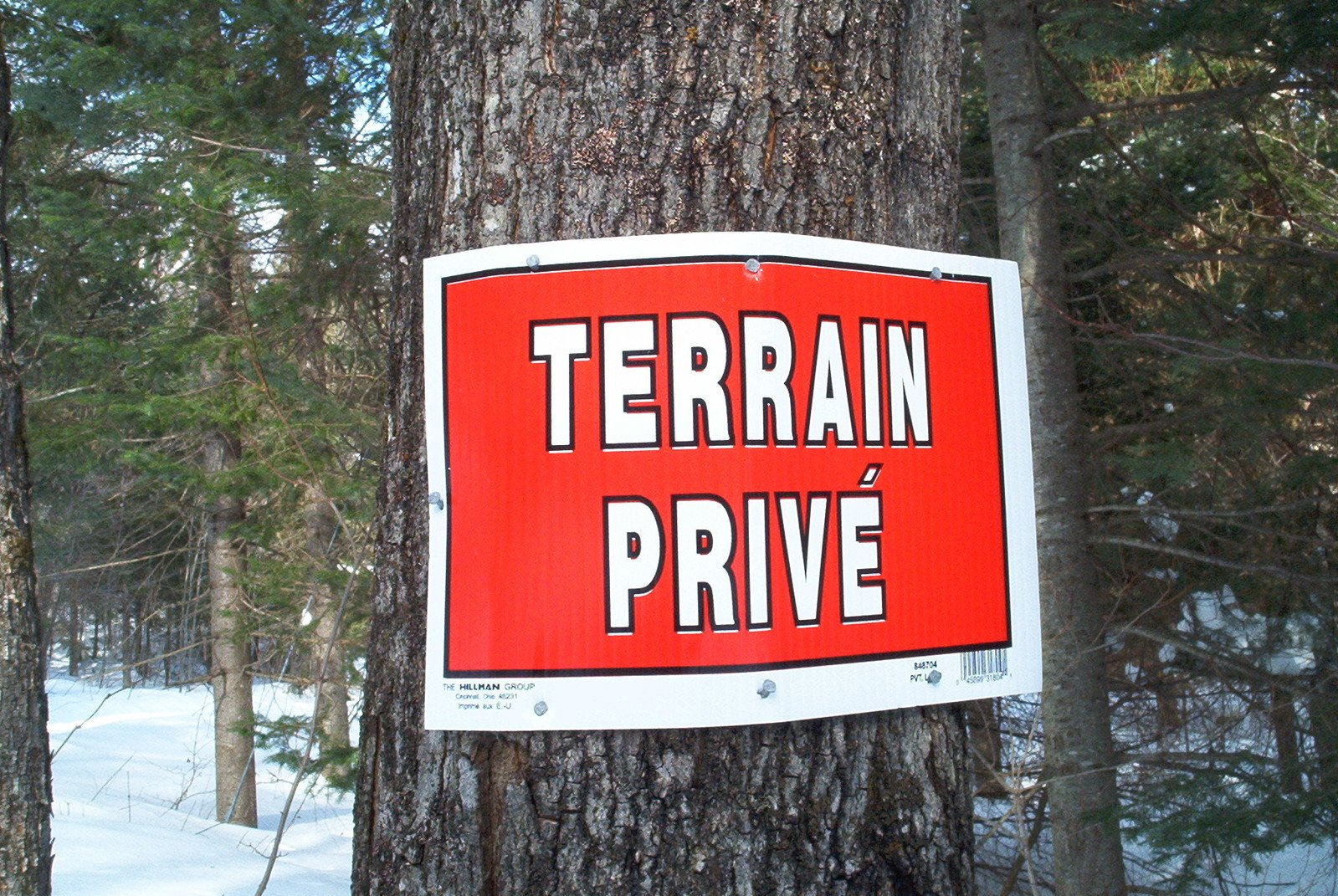 Private Terrain