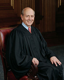 Stephen Breyer, U.S. Supreme Court judge
