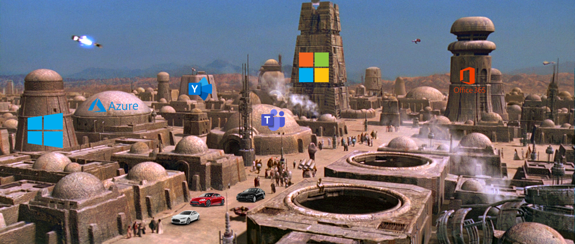 Army of Microsoft