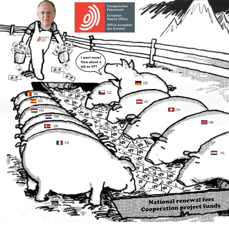 EPO bribes