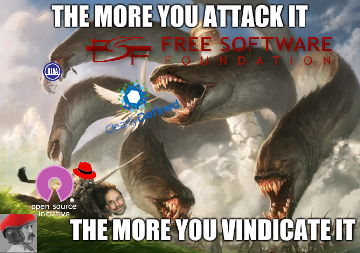 The more you attack it, the more you vindicate it