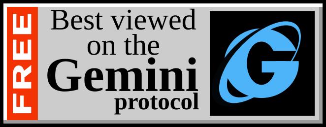 Gemini Protocol