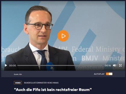 Heiko Maas interview