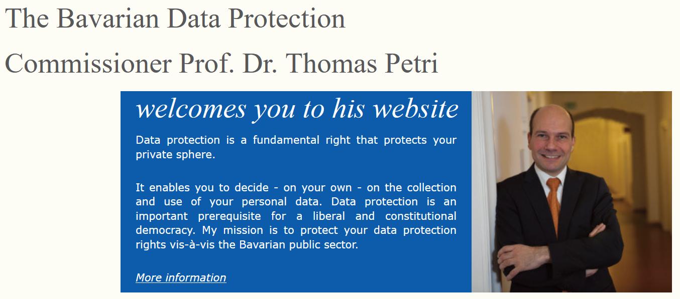 Dr Thomas Petri