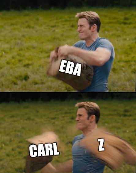 EBA split
