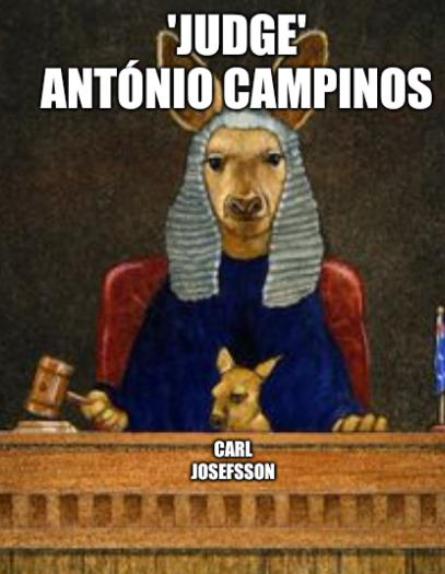 'Judge' António Campinos and Carl Josefsson