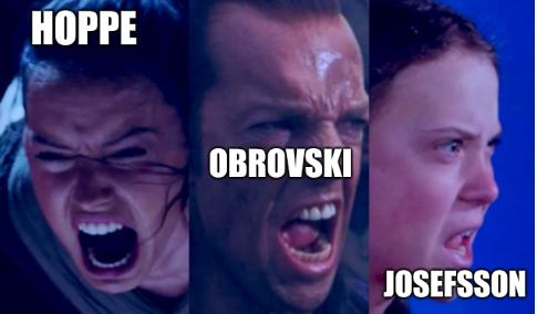 Hoppe, Obrovski, and Josefsson