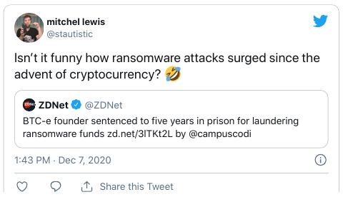 ZDNet ransom