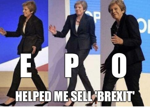 EPO helped me sell 'brexit'