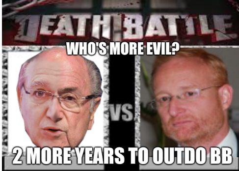 DB Week! (A TheFNAFLover Event): Who's more evil? 2 more years to outdo BB