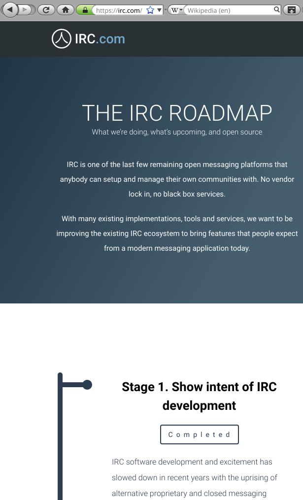 IRC.com