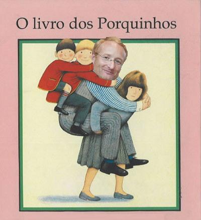 Campinos piggybacking