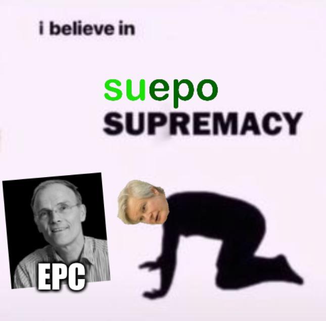 EPC supremacy