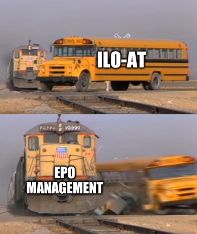 EPO Management; ILO-AT