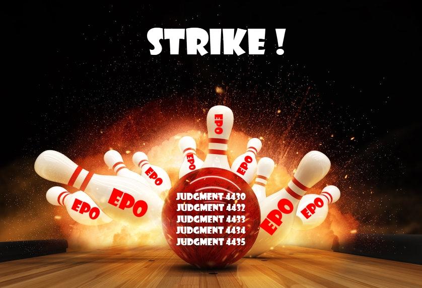 EPO going on Strike