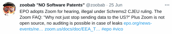 Zoom and GDPR
