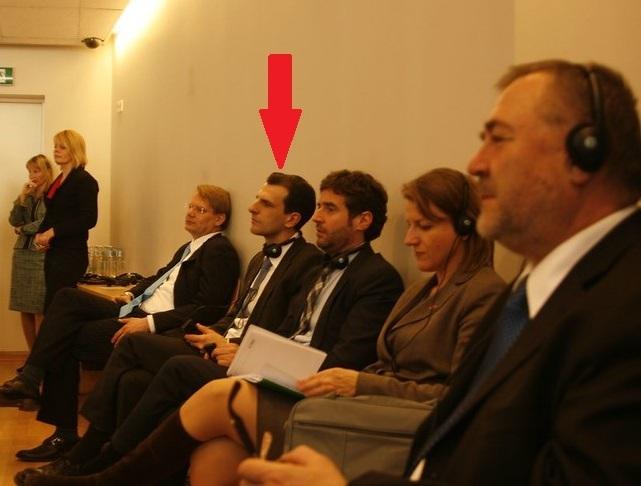 EPO's Gilles Requena