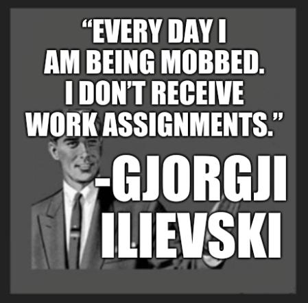 Outdated notions: Gjorgji Ilievski quote