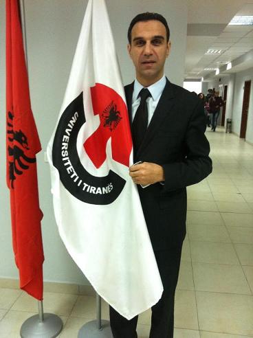 University of Tirana: Emruli