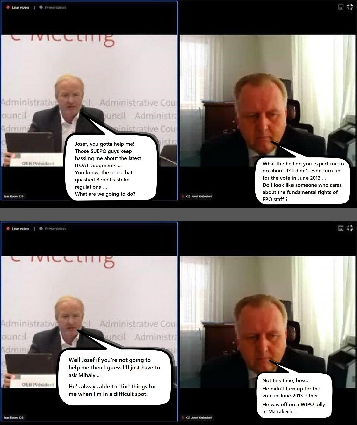 Board 28 E-meeting