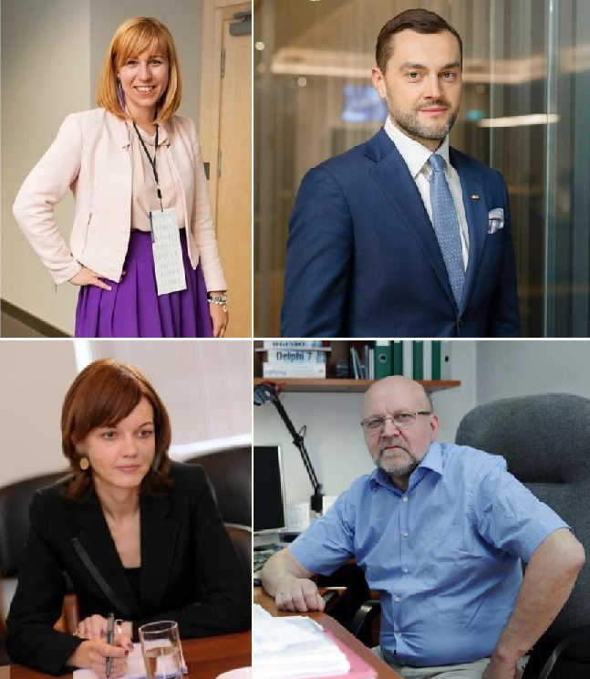Directors of the Latvian Patent Office
