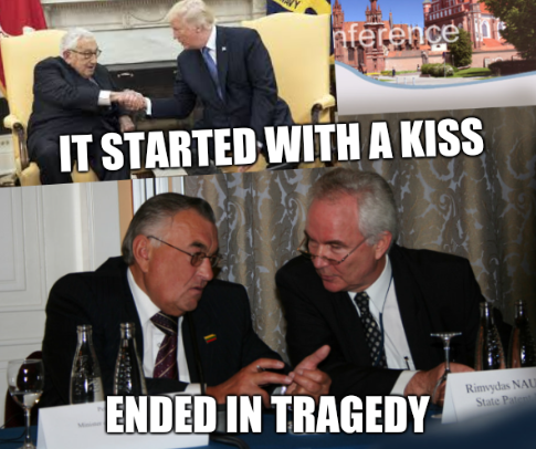 It started with a kiss; Ended in tragedy