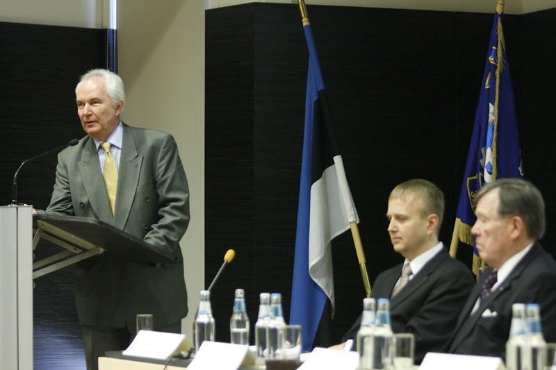 Rimvydas Naujokas, Matti Päts and Margus Viher