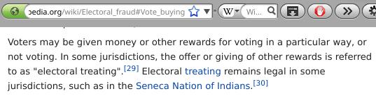 electoral-treating