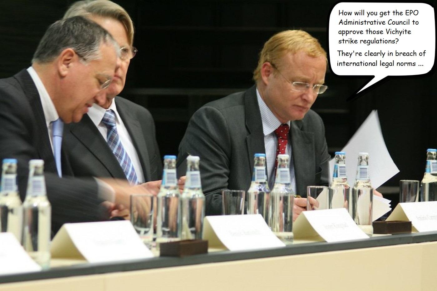 EPO meme part 1 - Campinos