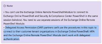 Exchange and PowerShell