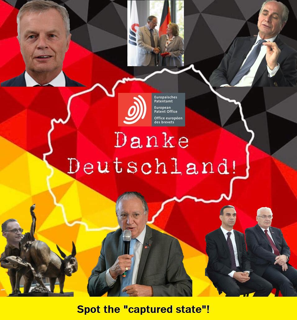 EPO: Danke Deutschland