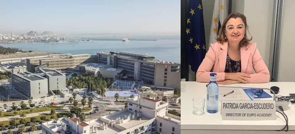 EU Academy and Patricia Garcia Escudero Marque