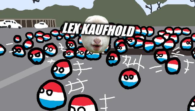 Luxembourg's Lex Kaufhold