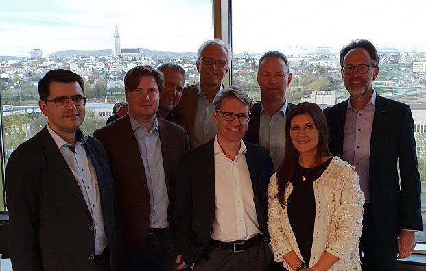 Nordic-Baltic 'IP' office love-in held in Reykjavík, May 2018