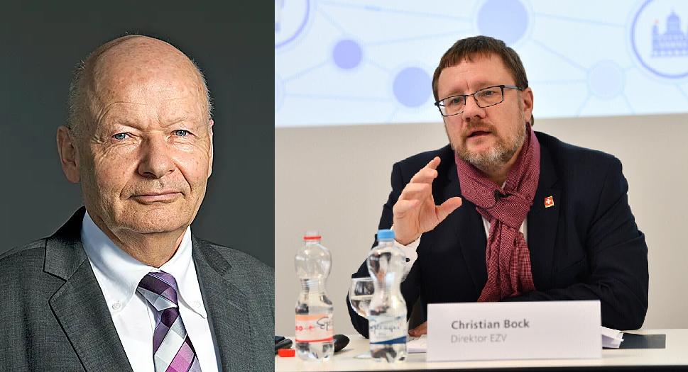 Roland Grossenbacher and Christian Bock