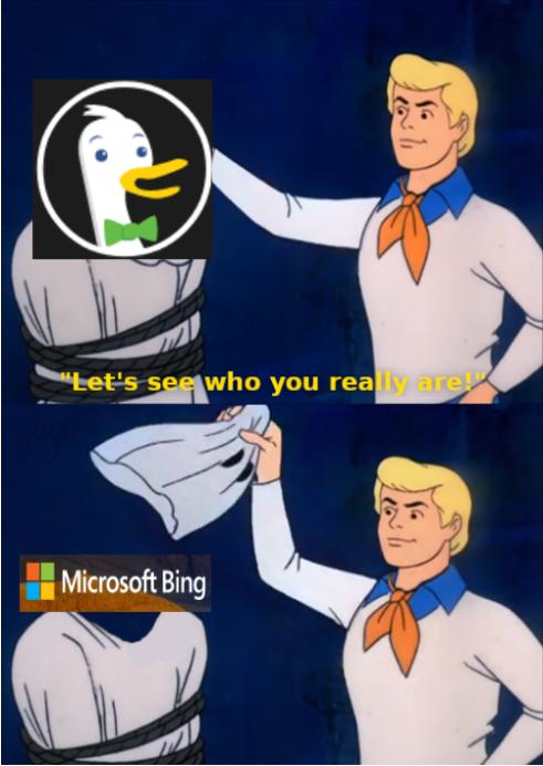 DDG meme